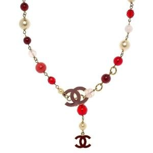 Pre-owned Chanel 06p Gripoix Sautoir Necklace   Chanel   Pinterest 1fe5b8a42f7