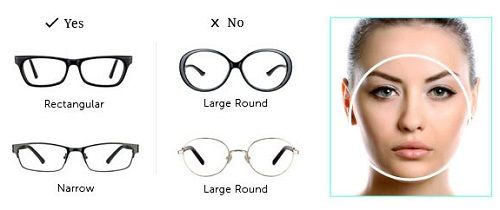 45b58cd9949d Frames that fit your face shapes