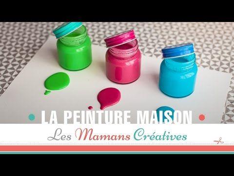 Recette De Peinture  Doigts Comestible Faite Maison  Atelier Pour