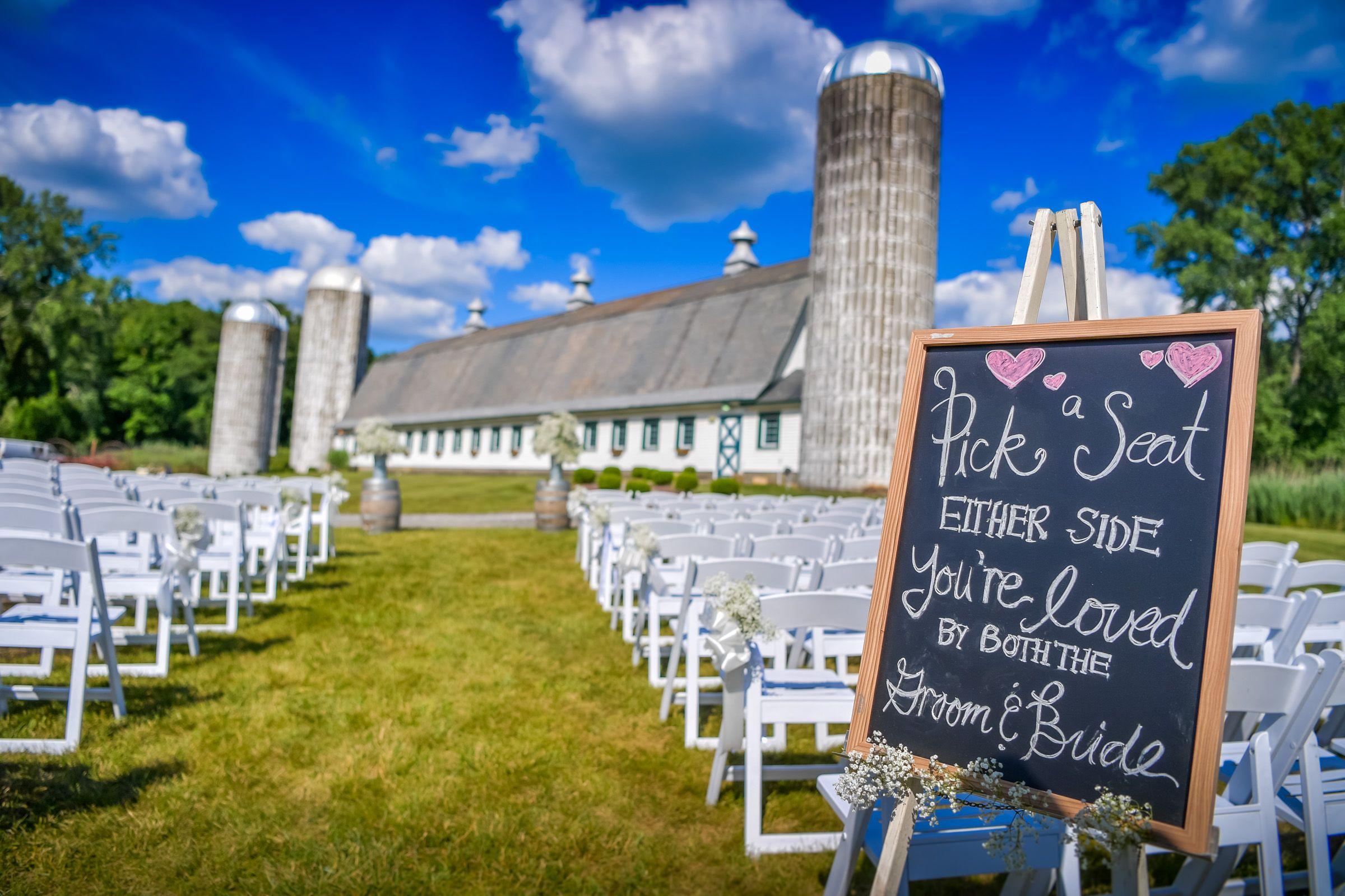 New Jersey Barn Wedding - The Barn at Perona Farms | Farm ...