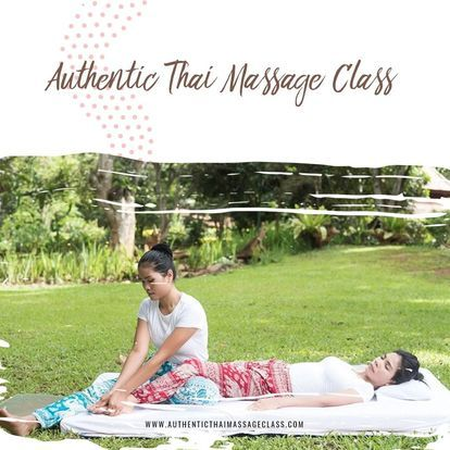 A massage learning experience