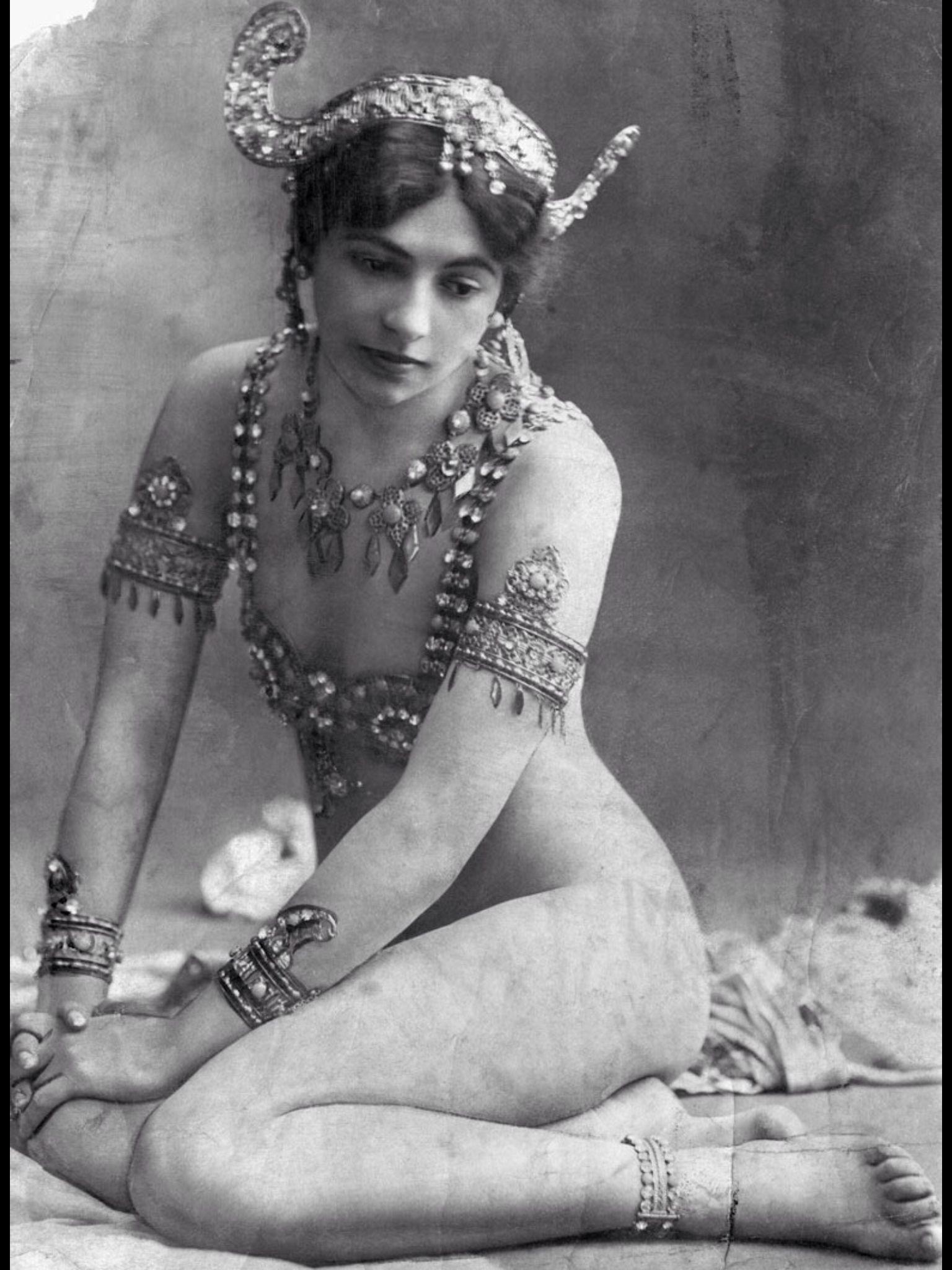 PEOPLE ¥ (1907) Mata Hari