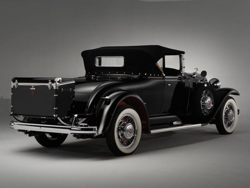 1931 Buick Series 90 Sport Roadster (894) (met afbeeldingen)