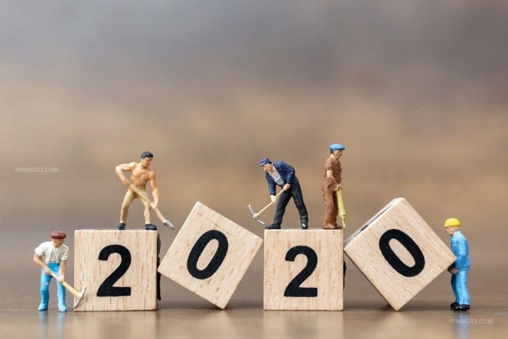 535 1 Januar 2020 Frohes Neues Jahr 2020 Wünsche
