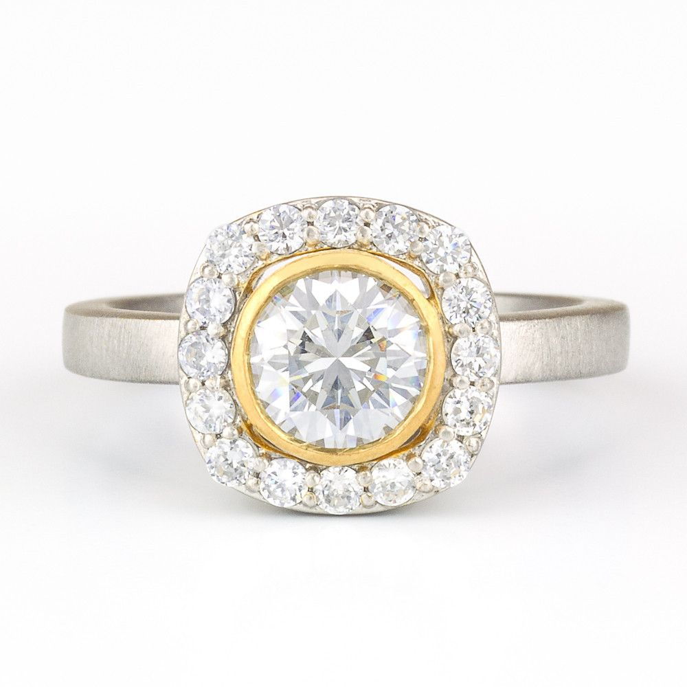Spexton Custom Jewelers In Tulsa Ok Modern Engagement Rings