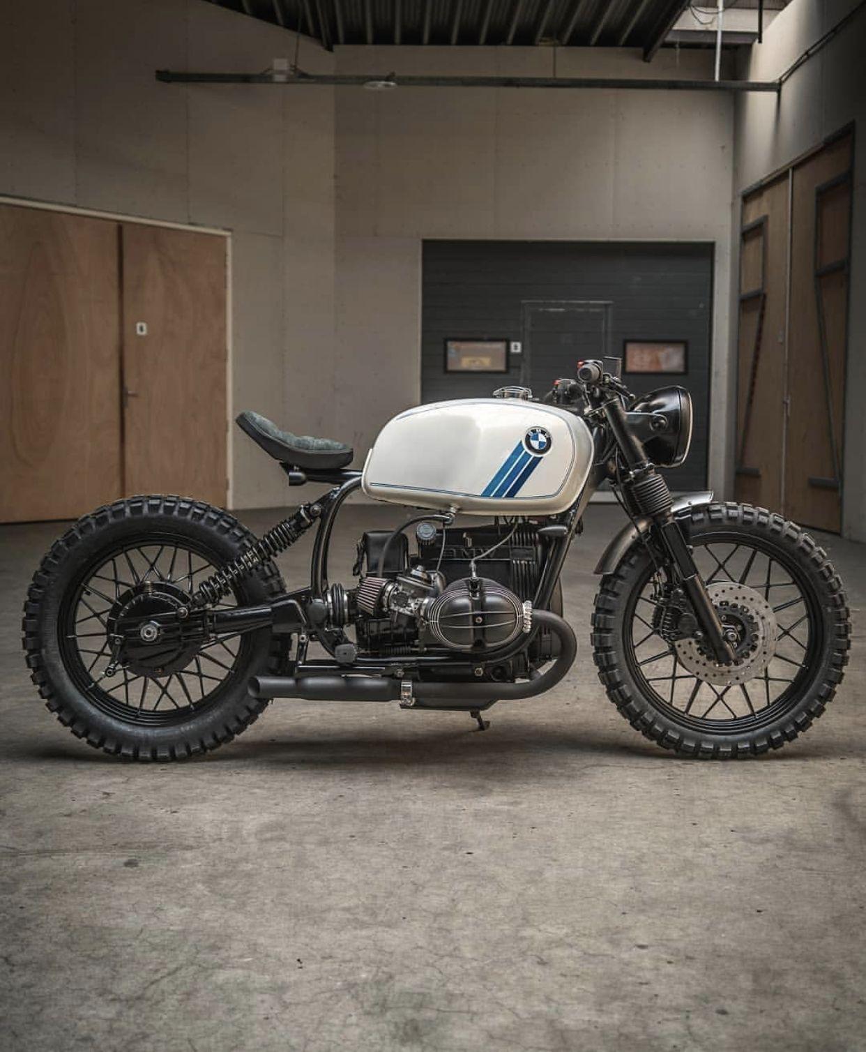 Pin Von Erik Moore Auf Bimmer Bobber Bmw Motorrad Motorrad
