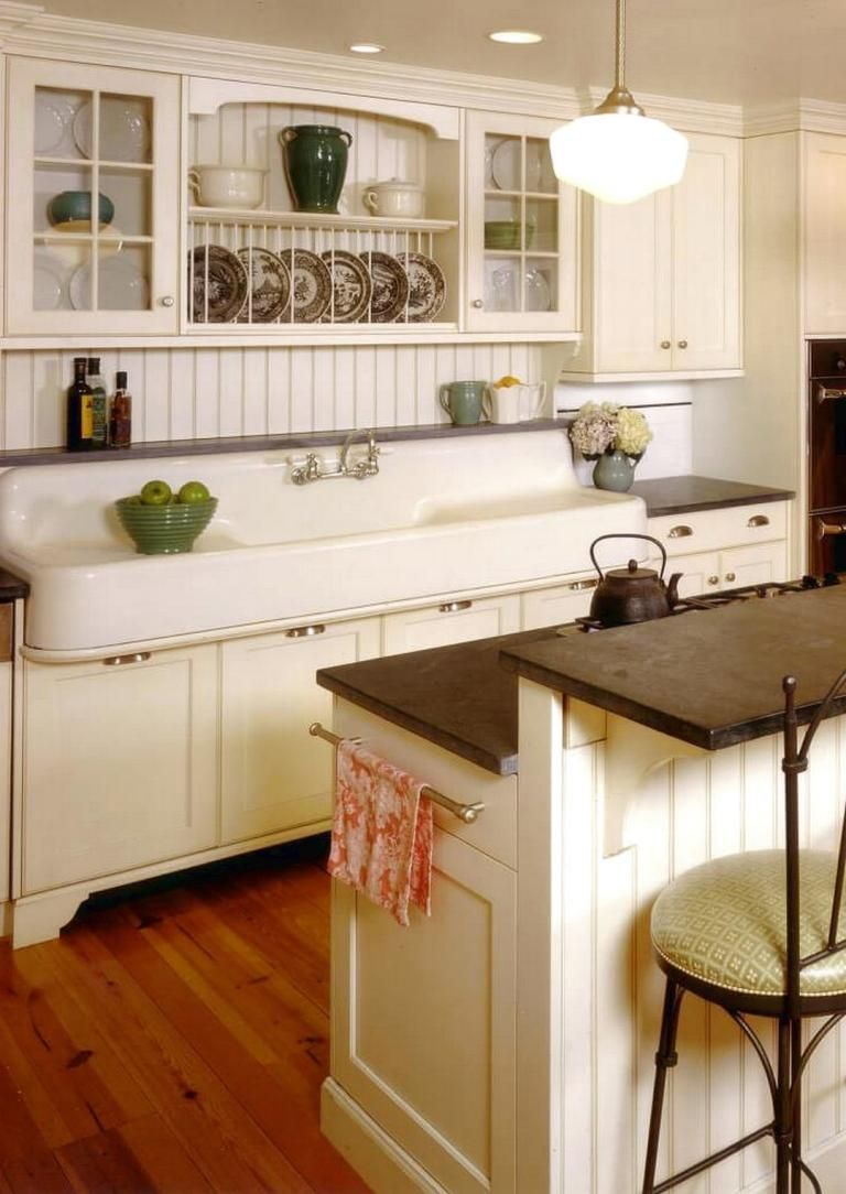 farmhouse kitchen ideas on a budget ideal  affordable