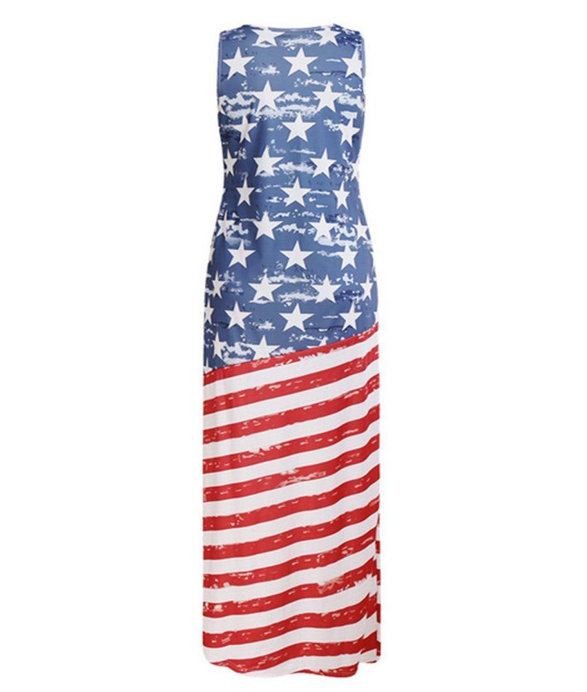 37d07b27f50 Maternity Fashion - clingy maternity maxi dress   Momtuesdays2 Womens USA  American Flag Star Print Loose Striped Casual Sleeveless Maxi Dress L  Printed     ...