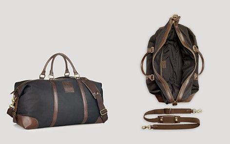 b1dc2e6134d0 Polo Ralph Lauren Large Nylon Duffel Bag
