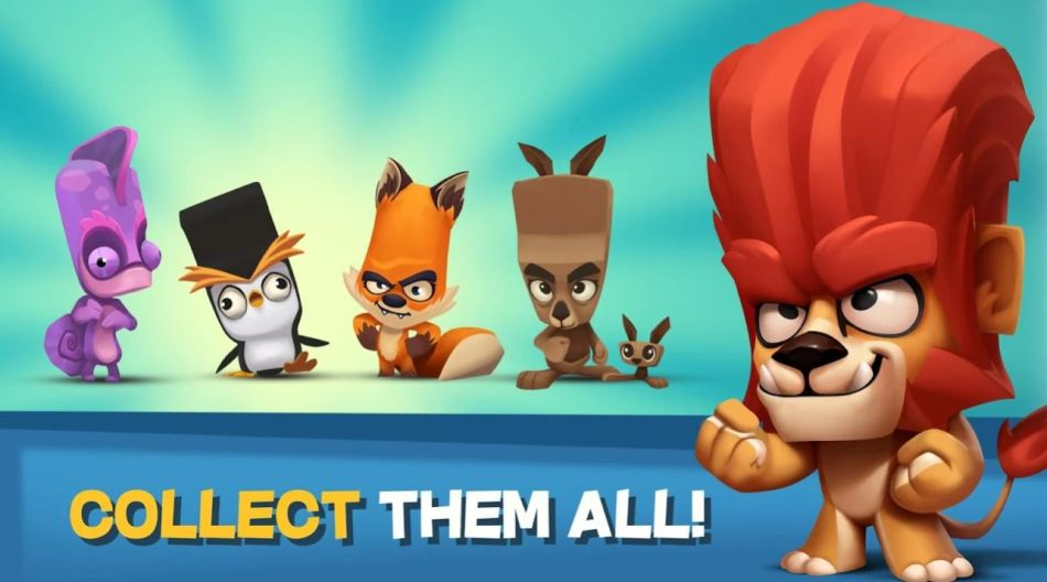 Zooba Characters Google Search Battle Games Battle Royale Game Skill Games