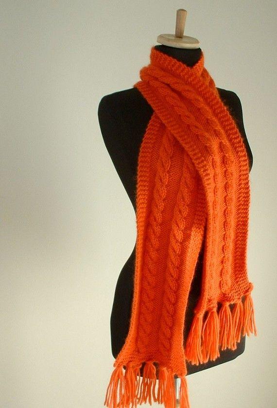 Gameday scarf!