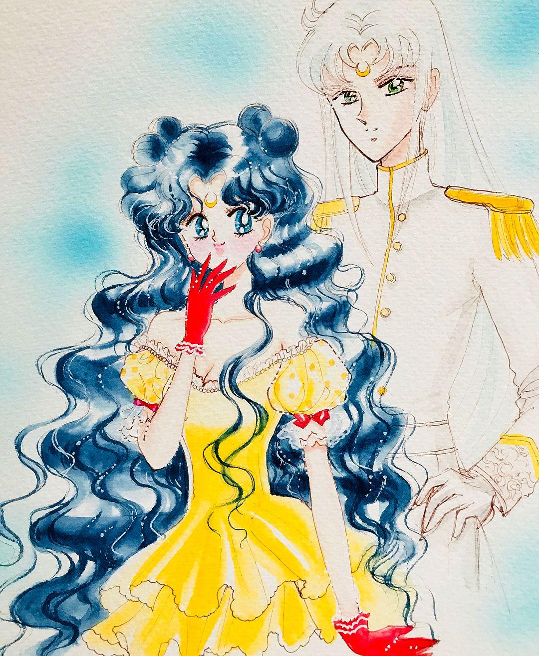 Luna Artemis Sailormoon 美少女戦士セーラームーン セーラームーン