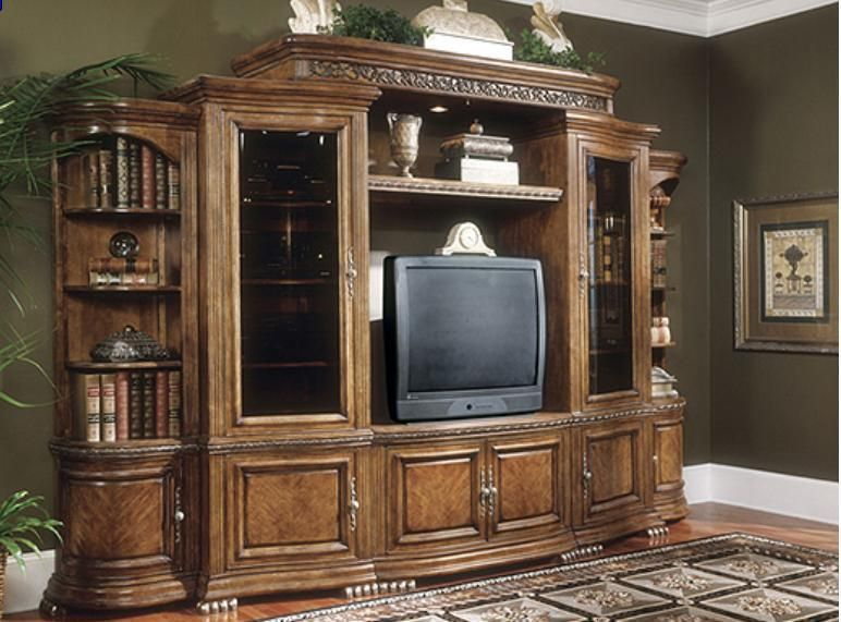 Entertainment Center I Have.... And Will Paint. Tv ConsolesEntertainment  WallEntertainment CentersHome FurnitureFurniture