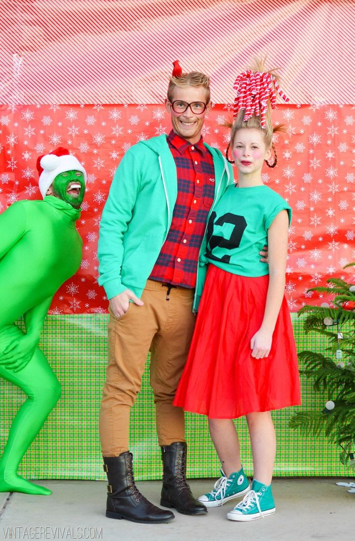 How The Grinch Stole Christmas! Christmas Photo 2013