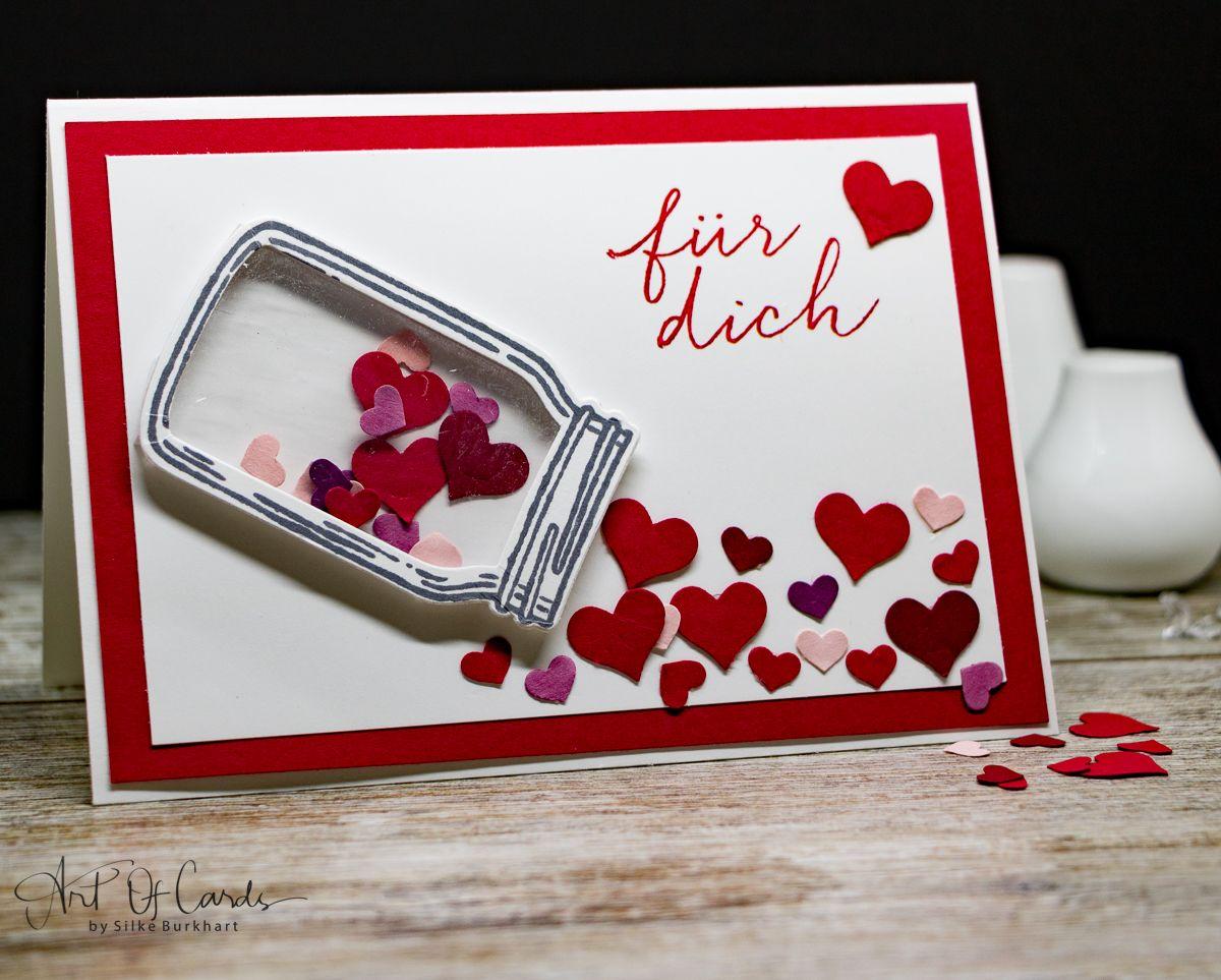 Eine Geburtstagskarte für eine ganz liebe Freundin #artofcards