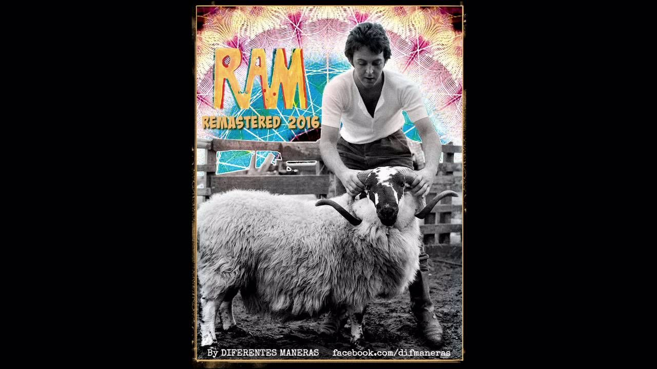 Paul McCartney - RAM (Full Album / DM Remastered 2016