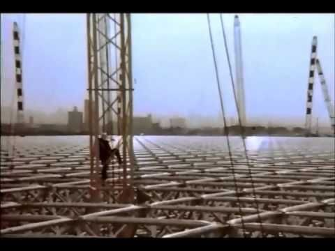 A construção do Parque Anhembi