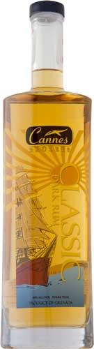 Cannes Bruleés Classic Dark Rum
