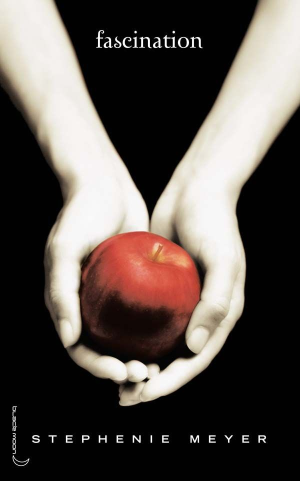 Couverture De Twilight 1 Fascination De Stephenie Meyer