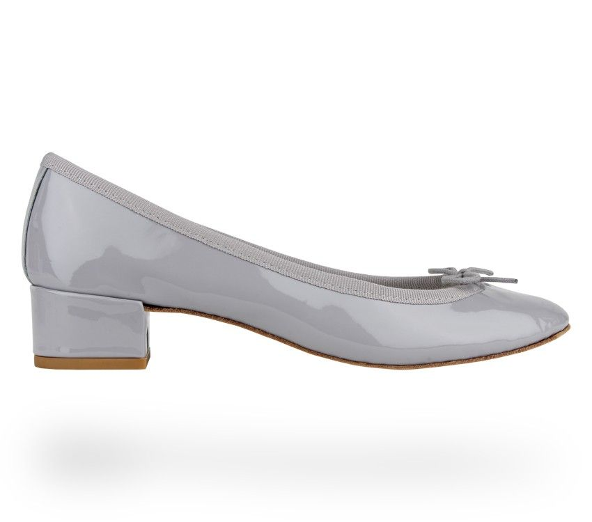 e9dab3719b7 Ballerina Camille Dove Grey Patent Leather by Repetto #RepettoShoes ...
