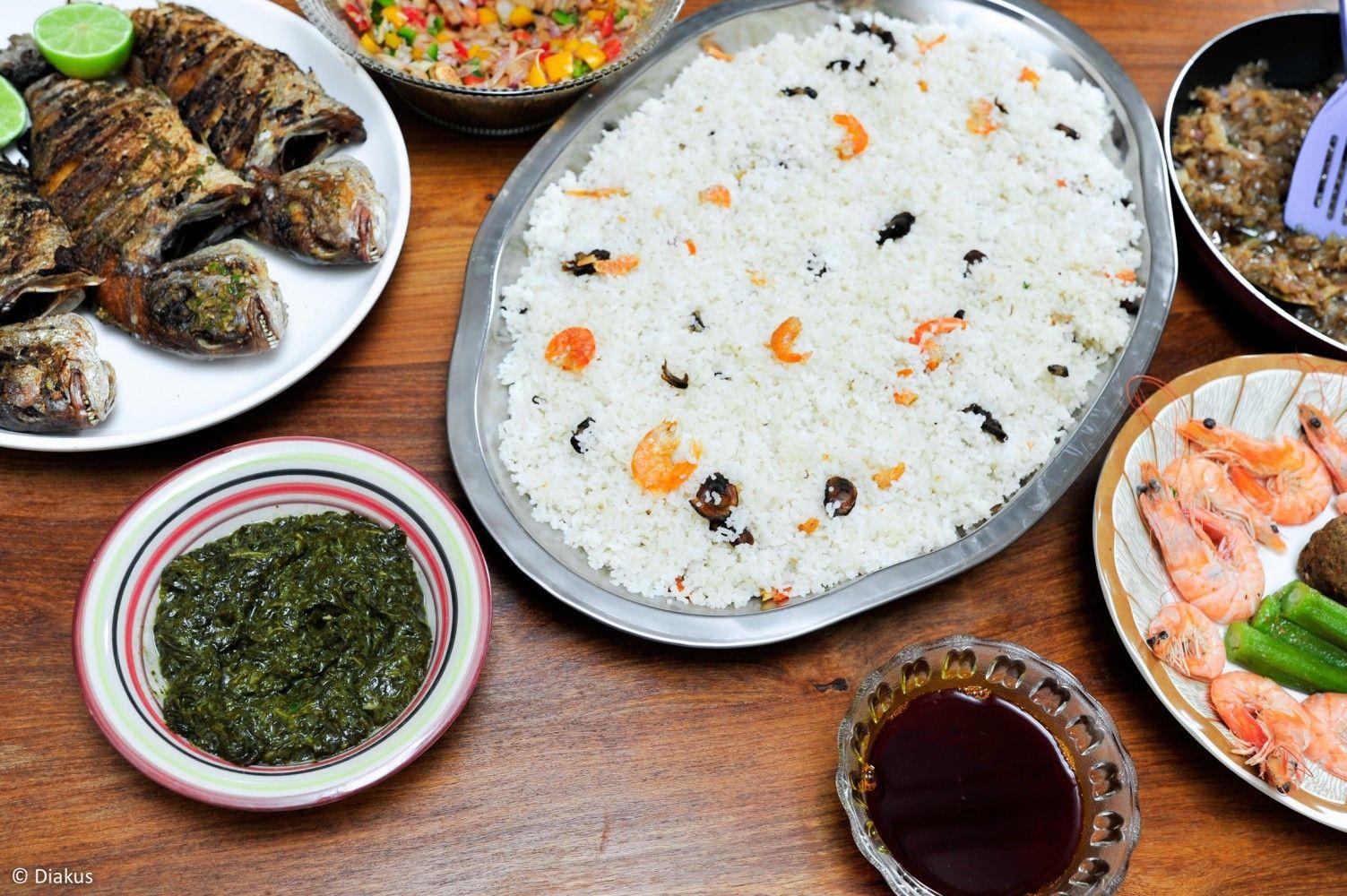 Recette Du C Est Bon Ou Thiebou Diola Senecuisine Cuisine Senegalaise Recettes De Cuisine Cuisine Senegalaise Recettes De Cuisine Africaine