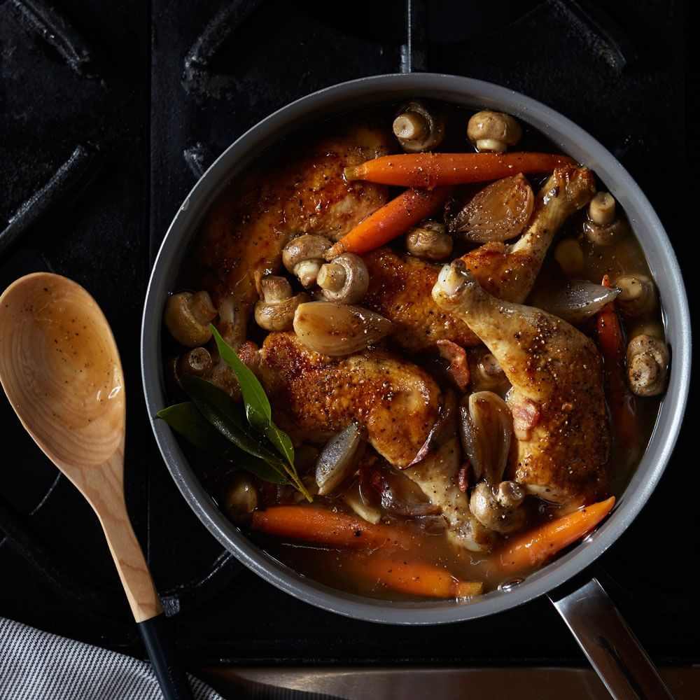 Coq au Vin Blanc | Williams-Sonoma