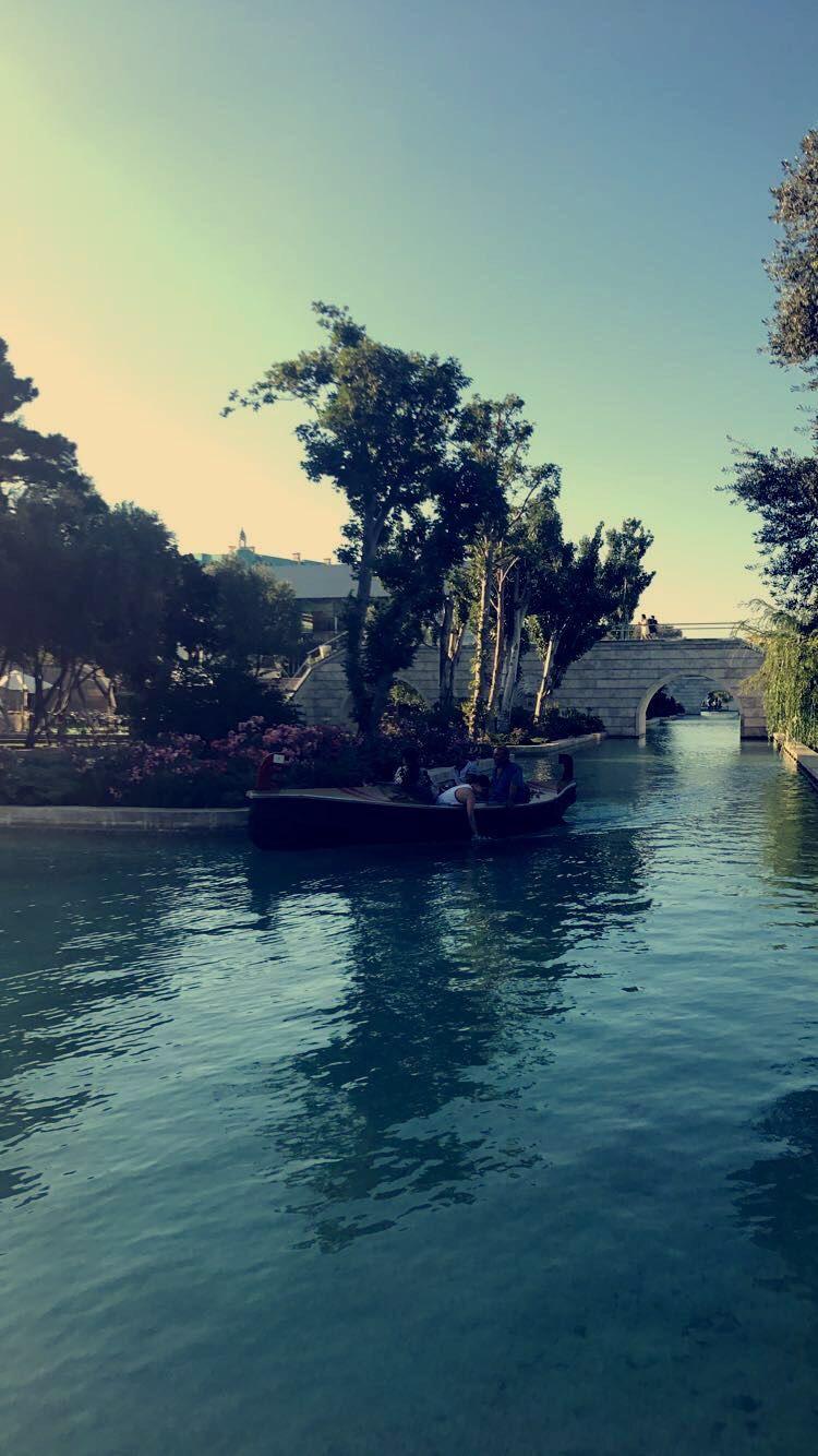 Mini Venice Baku Outdoor Venice Water