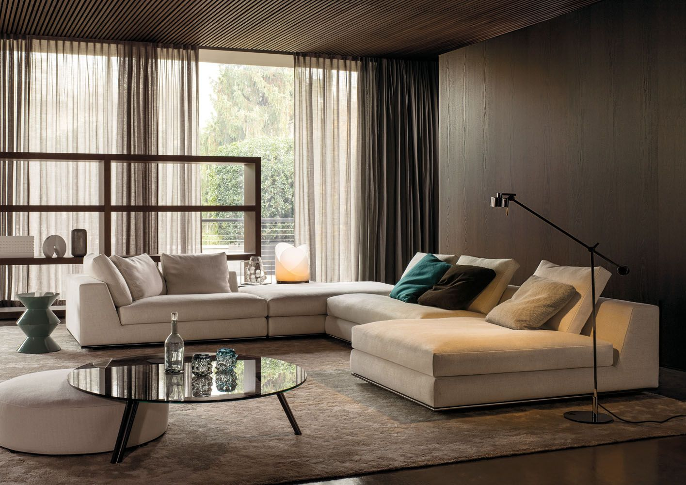 minotti ipad hamilton modulo hamilton sofas en. Black Bedroom Furniture Sets. Home Design Ideas