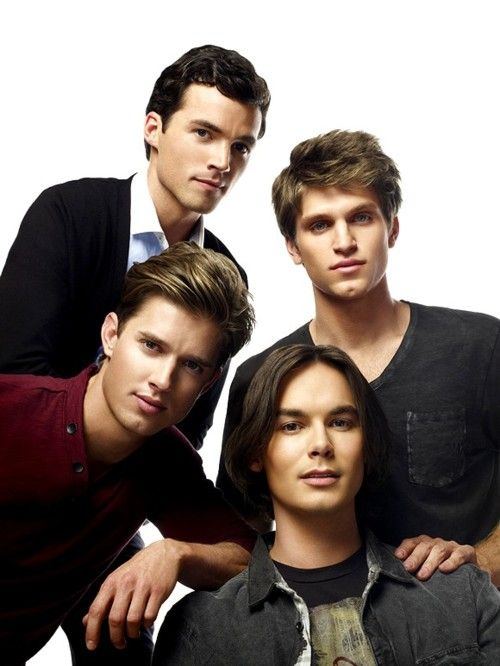Ezra. Toby. Jason.  Caleb. Pretty Little Liars. Epic.