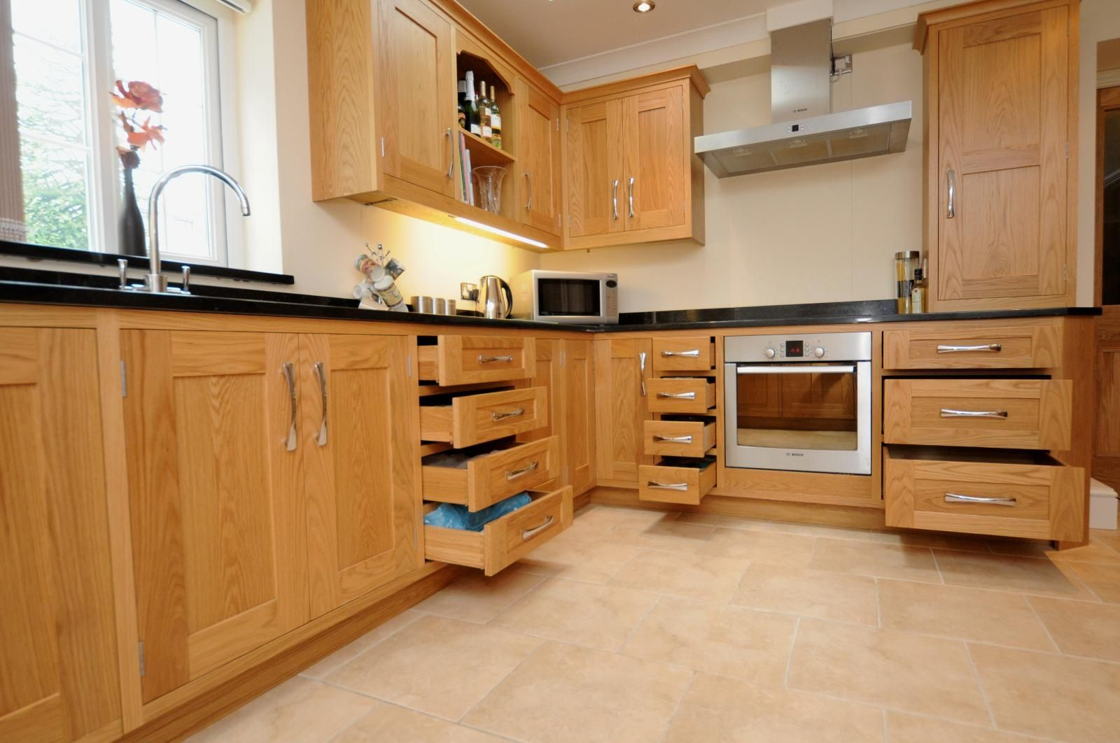 Image Result For Natural Maple Cabinets With Granite Countertops Beautiful Kitchen Cabinets Modern Kitchen Cupboards Kitchen Island Cabinets