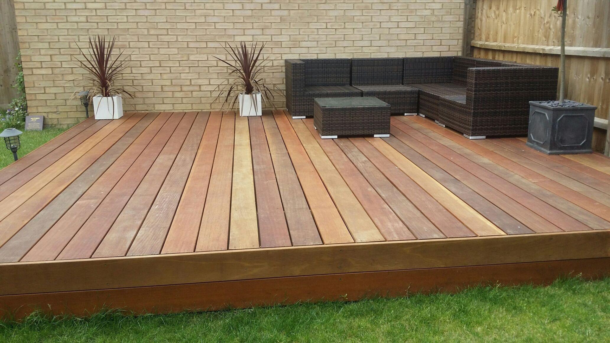 Landscape Design Tips Patio Deck Design Diy Deck