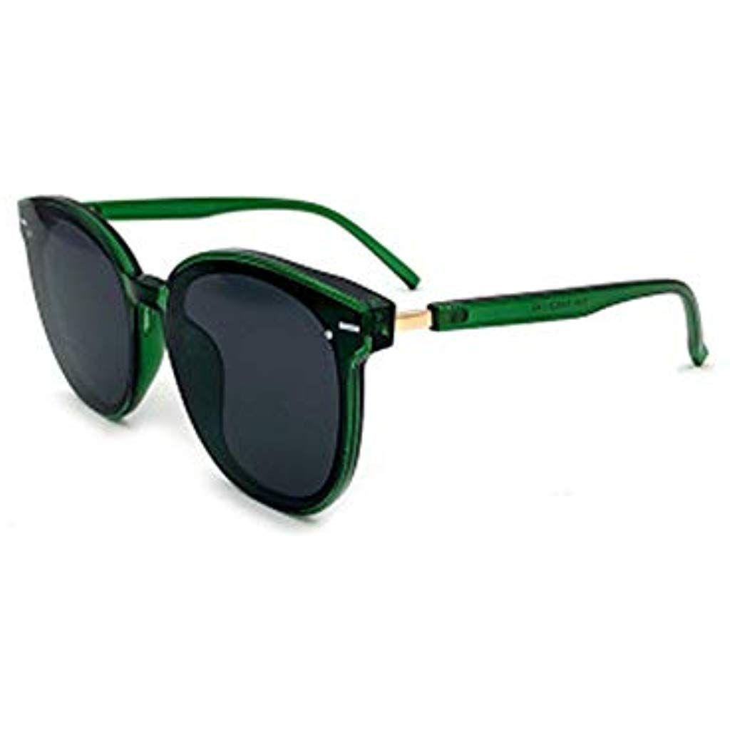 Hhy Brillen Runde Sonnenbrille Mit Uv Schutz C1 Accessoires