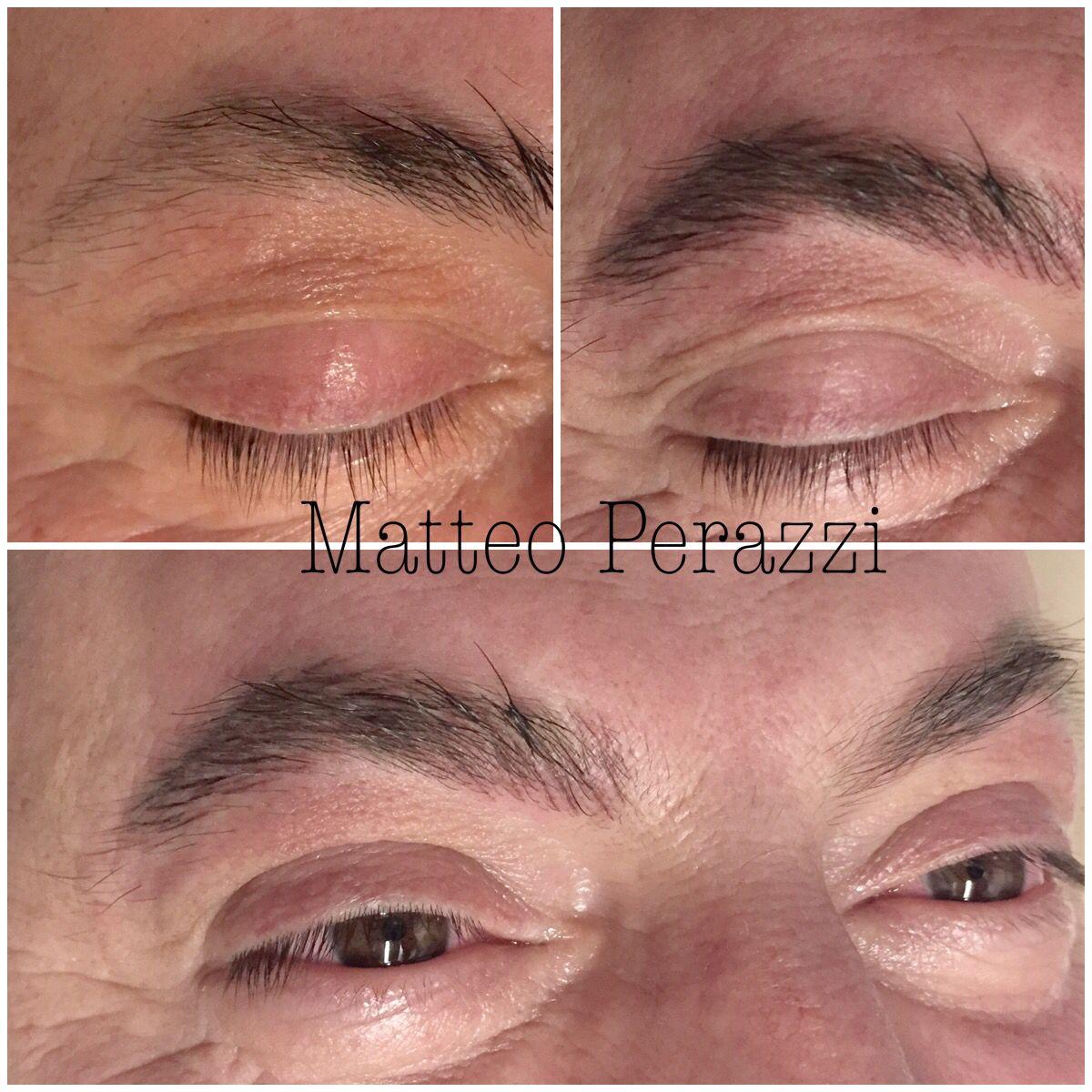 Pmu Male Eyebrows Microblanding Pinterest Eyebrows Brows And