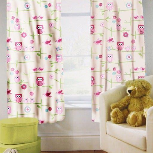 Cortinas habitaciones infantiles cortinas infantiles for Cortinas infantiles para ninos