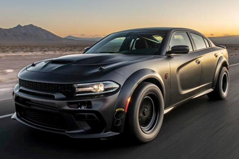 dodge charger hellcat demon hp 1,500-HP Dodge Charger Makes Challenger Demon Look Tame