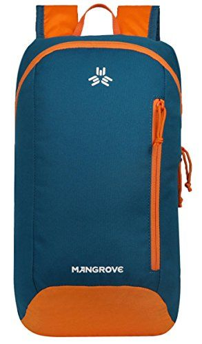Mangrove Outdoor Small Mini Backpack Daypack Bookbags 10L -- Click image to  review more details. 4c4f6e30ac74b