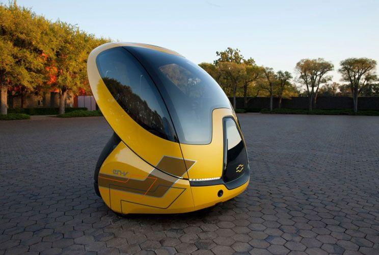 Chevrolet En V Concept General Motors Goal For This Electric