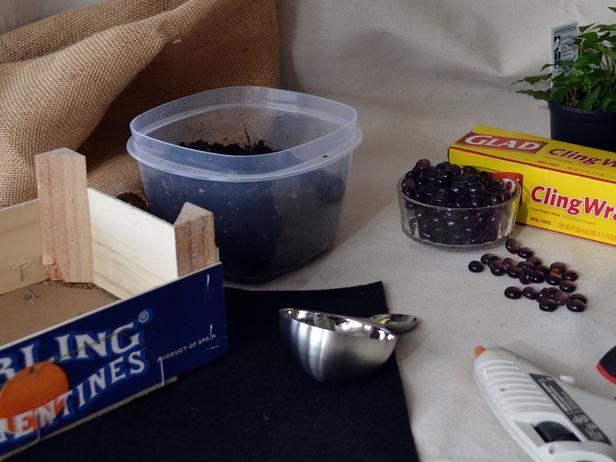 how to make a kitchen herb garden