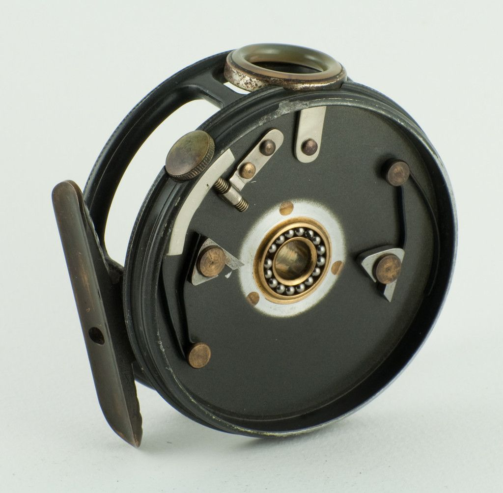 Hardy Perfect 2 7 8 Fly Reel 1950s Fly Reels Fly Rods Hardy