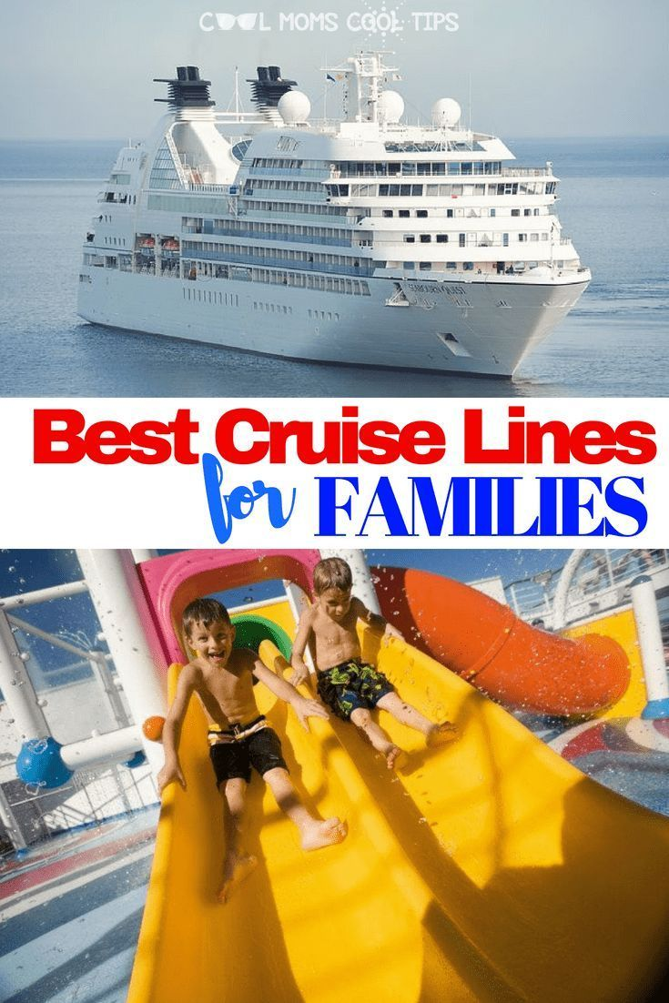 Sail Away with Your Loved Ones! Best Cruise Lines for ...