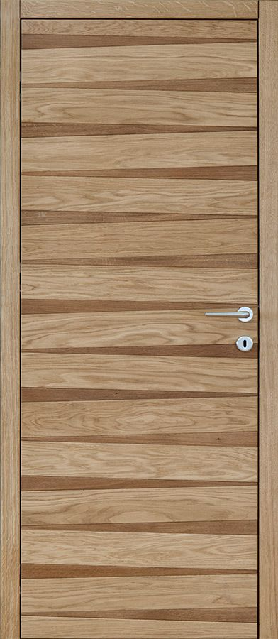 Spacva solid wood interior door made of Slavonian oak  | Interior
