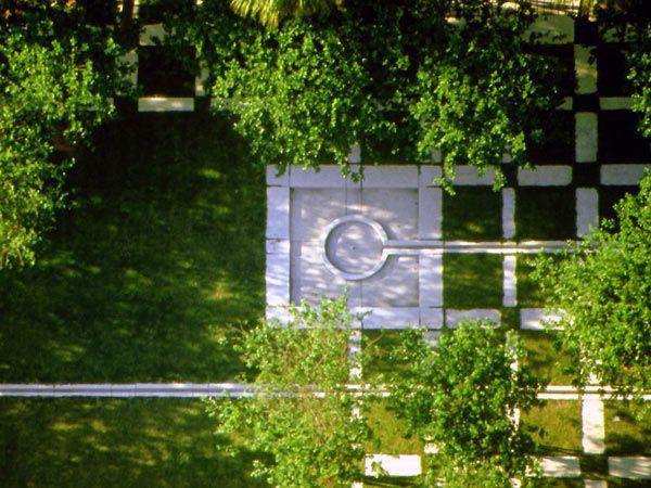 Dan Kiley: A great yet little known Modernist | Dan, Gardens and ...