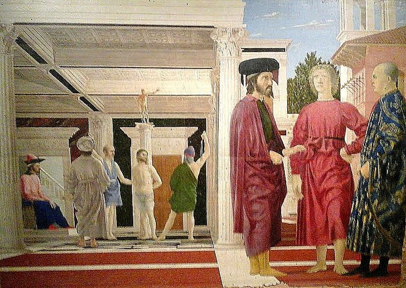 Urbino Palazzo Ducale Piero della Francesca