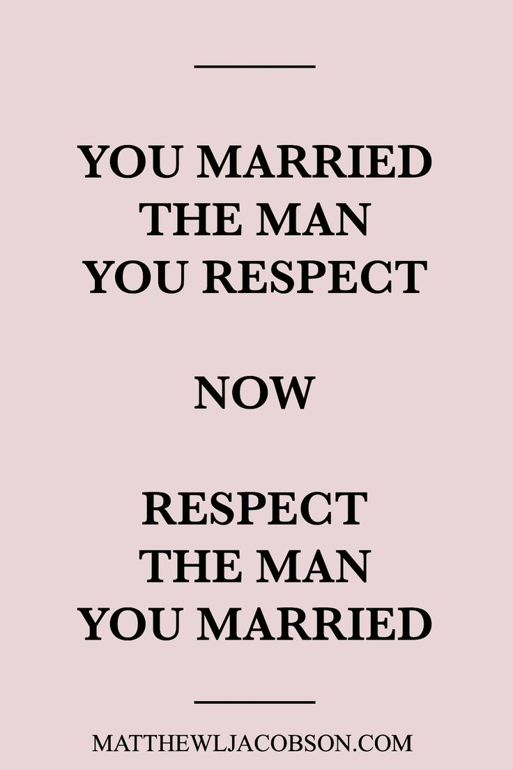 Lets Keep It Real - Husbands Often Make Respecting Them -6562