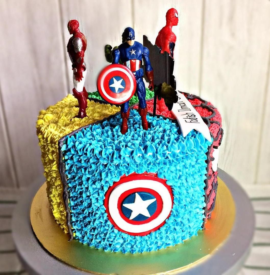 42 best avengers birthday cakes ideas and designs 2020 in 2020