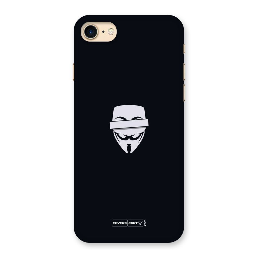 Anonymous mask back case for iphone 7 coverscart india