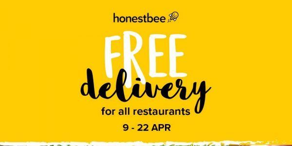 Honestbee Singapore Free Delivery For All Restaurants From 9 22 Apr 2018