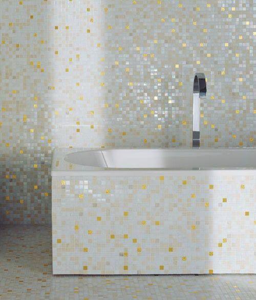 Bisazza Mosaic Tile Pioneers Konzept Wohnung1