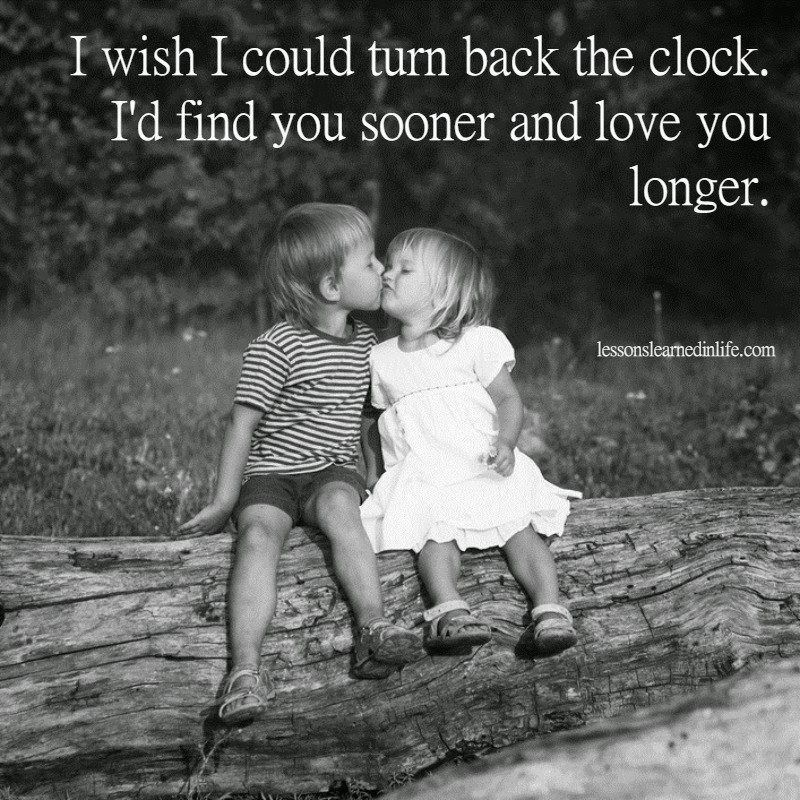 i wish i would have met you sooner images | Widows Voice