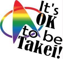 Oh myyyy! It's #TakeiTuesday. #ItsOkToBeTakei. Massive George Takei Tribute Collection. #startrek